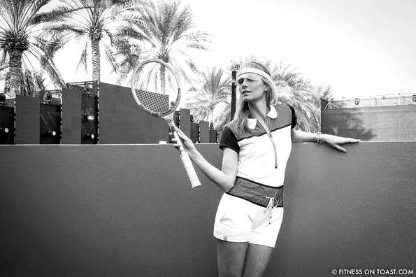 Fitness On Toast Faya Blog Girl Healthy Fit Fashion Travel Luxury Abu Dhabi Monreal OOTD Sheikh Mohammed Tournament Tennis-10