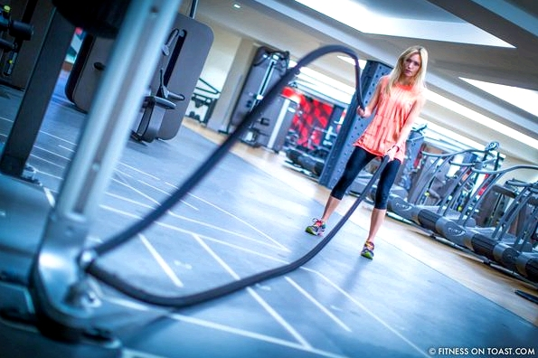 Fitness On Toast Faya Blog Girl Healthy Workout Nutrition Health Training Gym Battle Ropes Virgin Active Technogym