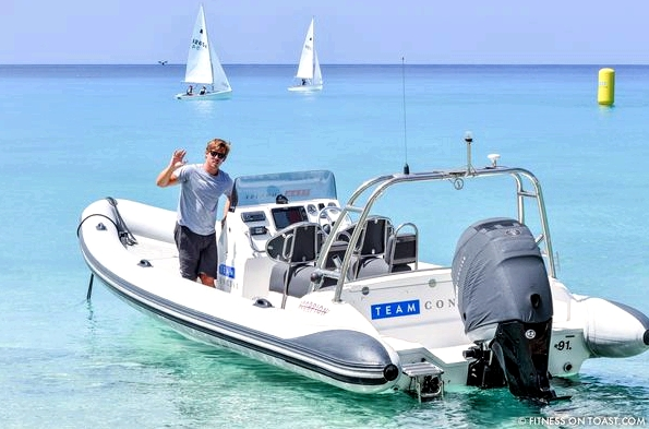 Fitness On Toast Faya Helly Hansen Sailing Demands Athlete Professional Team Concise Barbados Championship Level-6