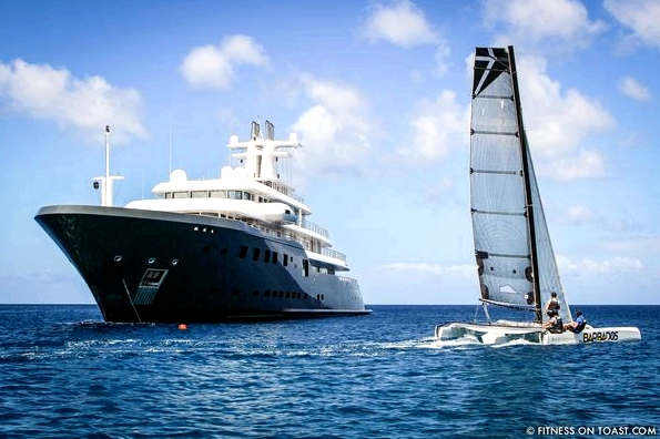 Fitness On Toast Faya Helly Hansen Sailing Demands Athlete Professional Team Concise Barbados Championship Level-3