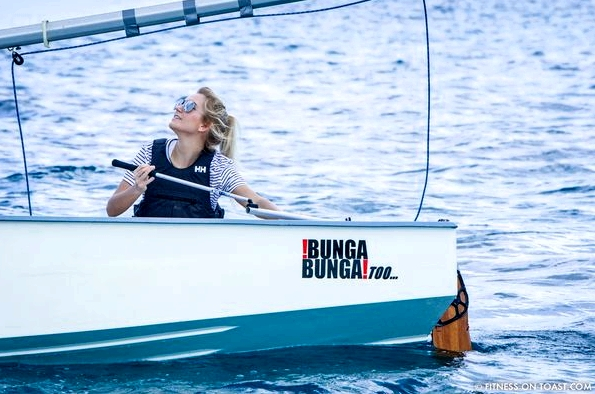Fitness On Toast Faya Helly Hansen Sailing Demands Athlete Professional Team Concise Barbados Championship Level-2