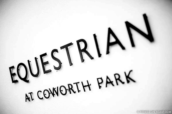Fitness On Toast Faya Blog Girl Healthy Workout Idea Riding Coworth Park Equestrian Center Horse Fit Health Calorie Burn Muscle Tone Benefits of Riding-15