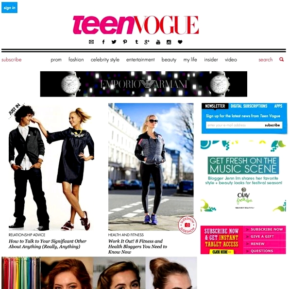 TEEN VOGUE FEATURE - 16th JUN 2014' aria-describedby='gallery-4-14144