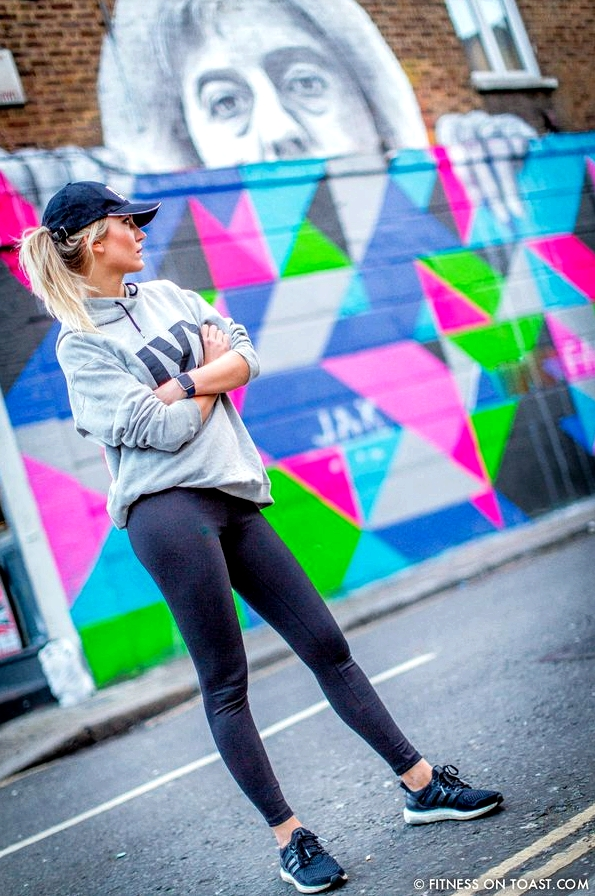Fitness On Toast Faya Blog Girl Healthy Workout Exercise Fit Fashion OOTD Clothes Topshop Beyonce Ivy Park Activewear Athleisure Collection-14