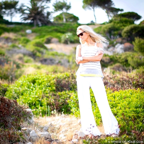 Fitness On Toast Faya Girl Blog Healthy Recipe Workout Clothes Charli London Yoga Pilates Loose Relaxed Comfortable Soft Beautiful Fabric Material Stylish Relaxed Grand Hotel Du Cap Ferrat France Jean Mus Landscape Architect SQUARE-1
