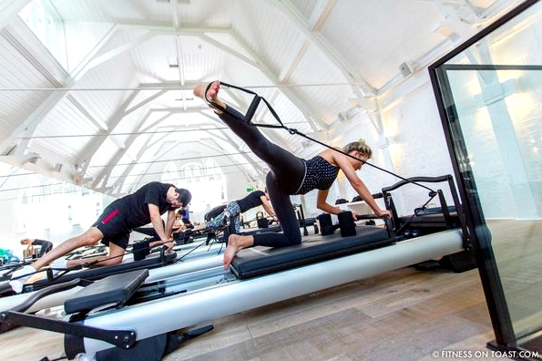 Fitness On Toast Faya Blog Girl Healthy London Workout Heartcore Pilates Fun Classes Class Work Out Training-14