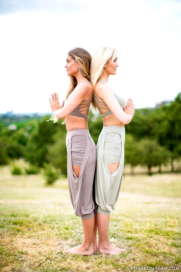 Fitness On Toast Faya Blog Girl Healthy Workout Yoga Lifestyle Fashion OOTD House of Dharma Kayleigh Carrie Bali Clothes Bohemian Look Primrose Hill London-13