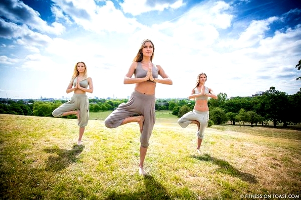 Fitness On Toast Faya Blog Girl Healthy Workout Yoga Lifestyle Fashion OOTD House of Dharma Kayleigh Carrie Bali Clothes Bohemian Look Primrose Hill London