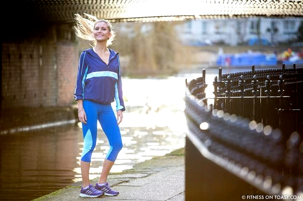 Fitness On Toast Faya Blog Girl Healthy Exercise Canal Hiit Sprint Training Workout Idea Forever 21 Activewear London Little Venice Canal Running Run-5