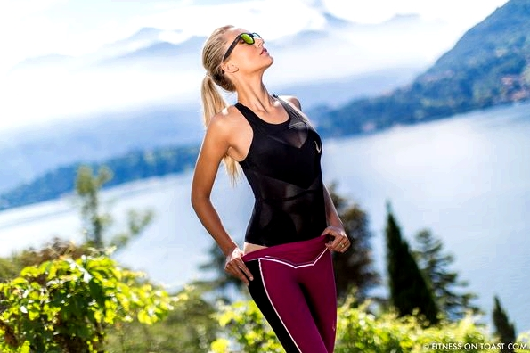 Fitness On Toast Faya Blog Lucas Hugh Clothes Workout Fashion OOTD Tremezzo Italy Luxury Travel Hotel Grand Lake Como Blogger-2