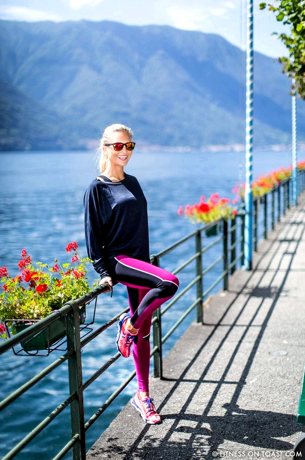 Fitness On Toast Faya Blog Lucas Hugh Clothes Workout Fashion OOTD Tremezzo Italy Luxury Travel Hotel Grand Lake Como Blogger-9