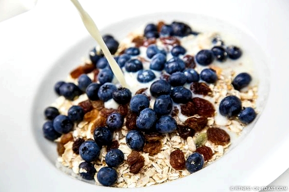 MY UBER MUESLIhttp://fitnessontoast.com/2013/01/01/the-right-way-to-start-the-day/
