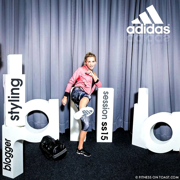 Fitness On Toast Faya Girl Blog Healthy Workout Exercise Fashion OOTD Adidas Blogger Styling session ss15 INSTA