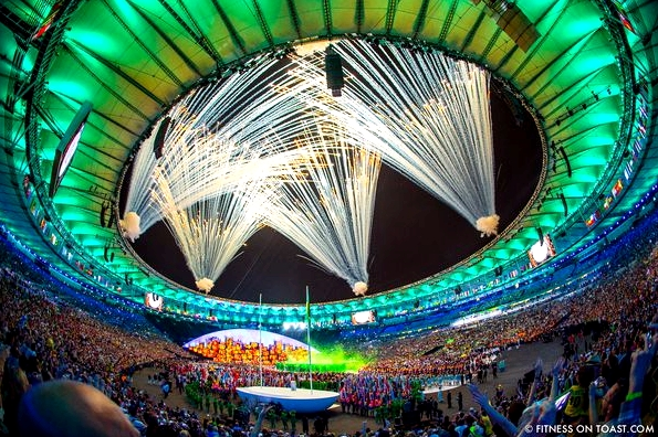 Fitness On Toast Adidas Olympic Games Rio Brazil Opening Ceremony Blog Fit Healthy Inspiration Inspo Athletes-5