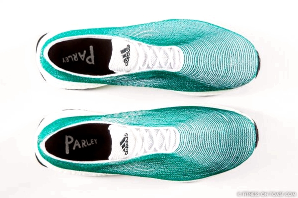 Fitness On Toast Faya Blog Healthy Girl Workout Exercise Adidas New York Parley for the Oceans UN Building Launch Shoe Recycled Ocean Plastic-7