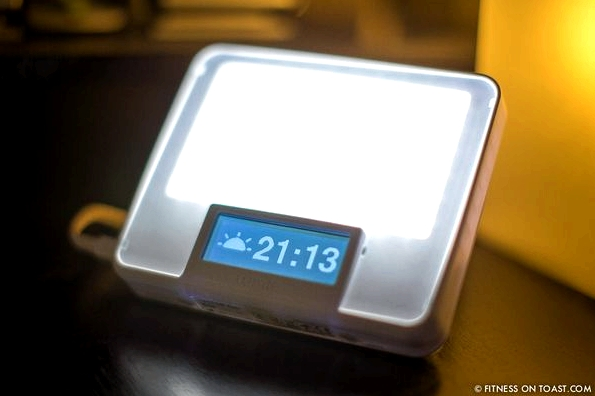 Faya Fitness On Toast Importance of Sleep Blog Post Healthy Lifestyle Why To Ethos Live Well healthier Lumie Zest Artificial Daylight Alarm Clock-1-2