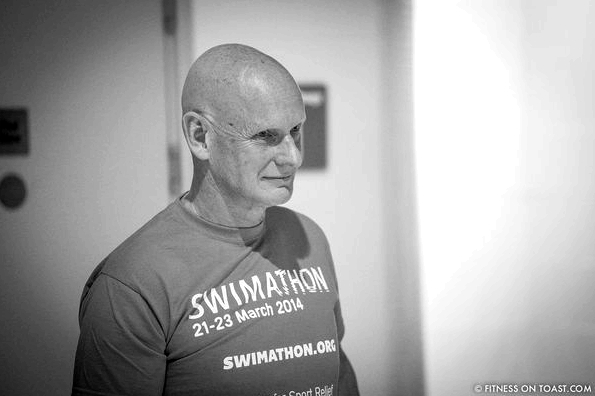 Fitness On Toast Faya Blog Sport Relief Comic Swimathon Masterclass Duncan Goodhew Karen Pickering Olympic Athletes Training Coaching Lesson Charity-7