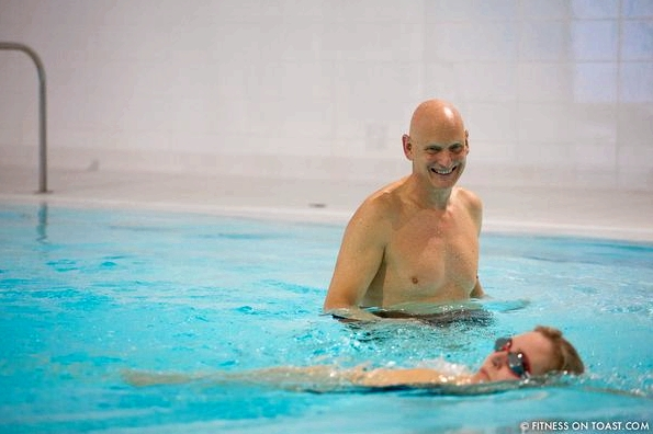 Fitness On Toast Faya Blog Sport Relief Comic Swimathon Masterclass Duncan Goodhew Karen Pickering Olympic Athletes Training Coaching Lesson Charity-21