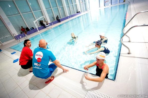Fitness On Toast Faya Blog Sport Relief Comic Swimathon Masterclass Duncan Goodhew Karen Pickering Olympic Athletes Training Coaching Lesson Charity-12