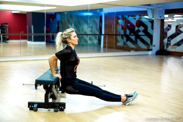 Fitness On Toast Faya Blog Girl Healthy Health Workout Arm Exercise Forever 21 Virgin Active Gym Training Fashion-17