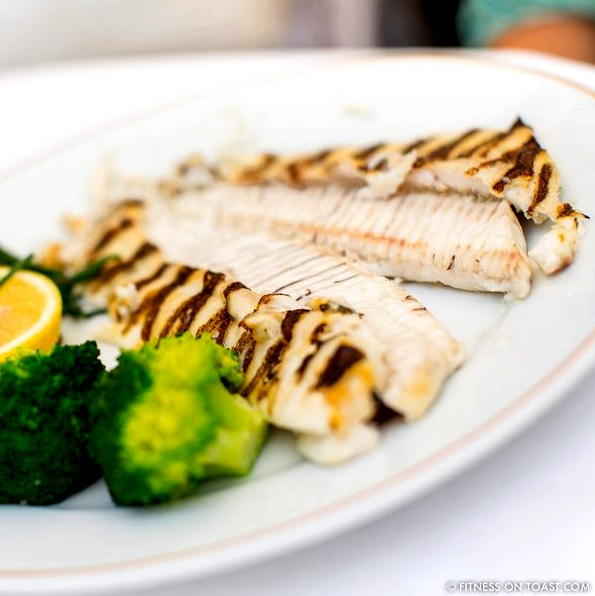 Colombe D'Or Fish Post square Fitness On Toast Blog