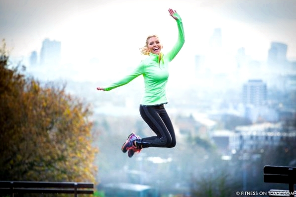 Fitness On Toast Faya Blog Girl Healthy Running Gap Fit Hampstead Heath London Workout Destination Outdoor Active Escape Running Train Exercise-11