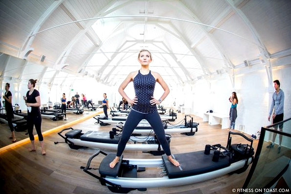 Fitness On Toast Faya Blog Girl Healthy London Workout Heartcore Pilates Fun Classes Class Work Out Training-7