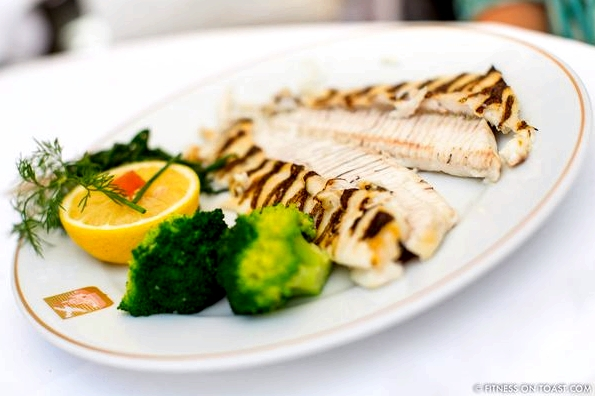 Fish Sole Healthy Colombe D'Or Fitness On Toast Blog Recipe Nutrition-4