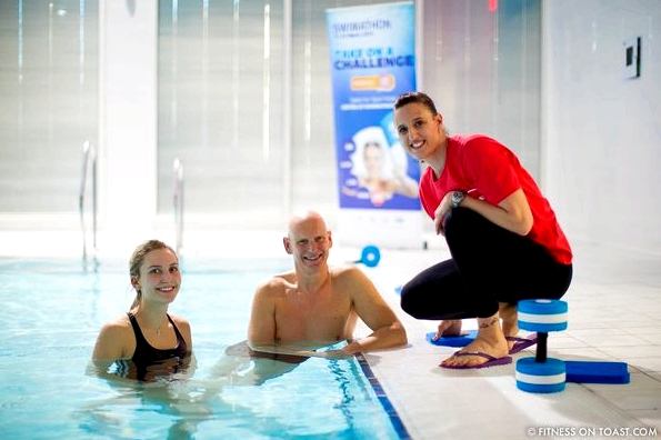 Fitness On Toast Faya Blog Sport Relief Comic Swimathon Masterclass Duncan Goodhew Karen Pickering Olympic Athletes Training Coaching Lesson Charity-19
