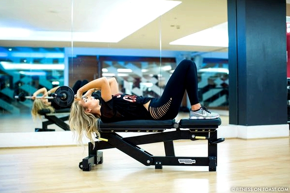 Fitness On Toast Faya Blog Girl Healthy Health Workout Arm Exercise Forever 21 Virgin Active Gym Training Fashion-20