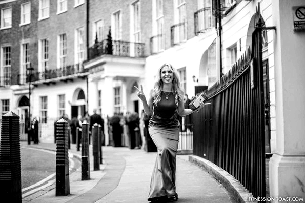 Fitness On Toast Faya Blog Awards UK London Montcalm Hotel Health Nutrition Workout Recipe Fashion OOTD Gown-8